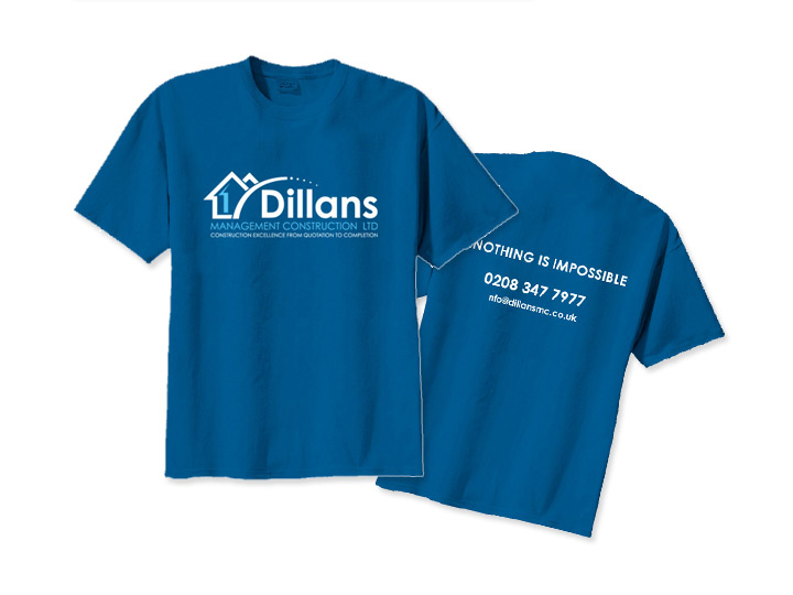 Dillans - T-shirt Design