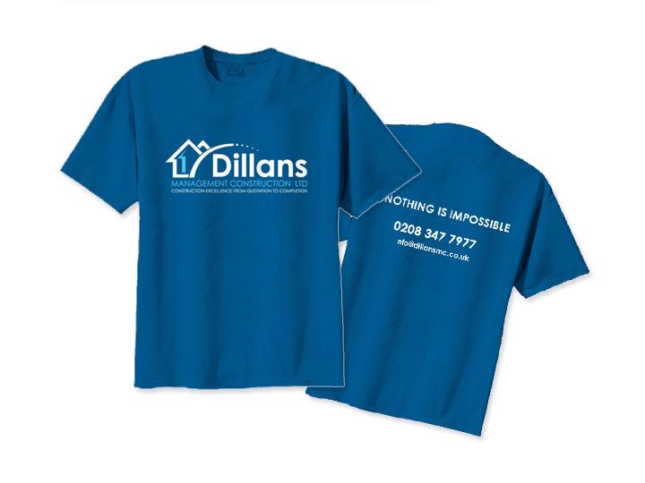 Dillans - T-shirt Design