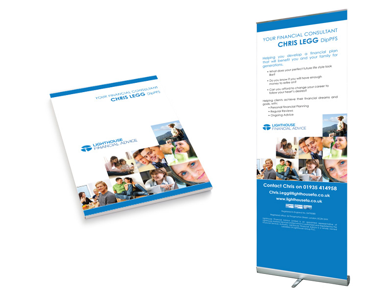 Lighthouse Financial Advice - Roller Banner