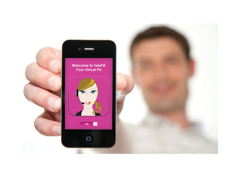 TelePA App Graphics