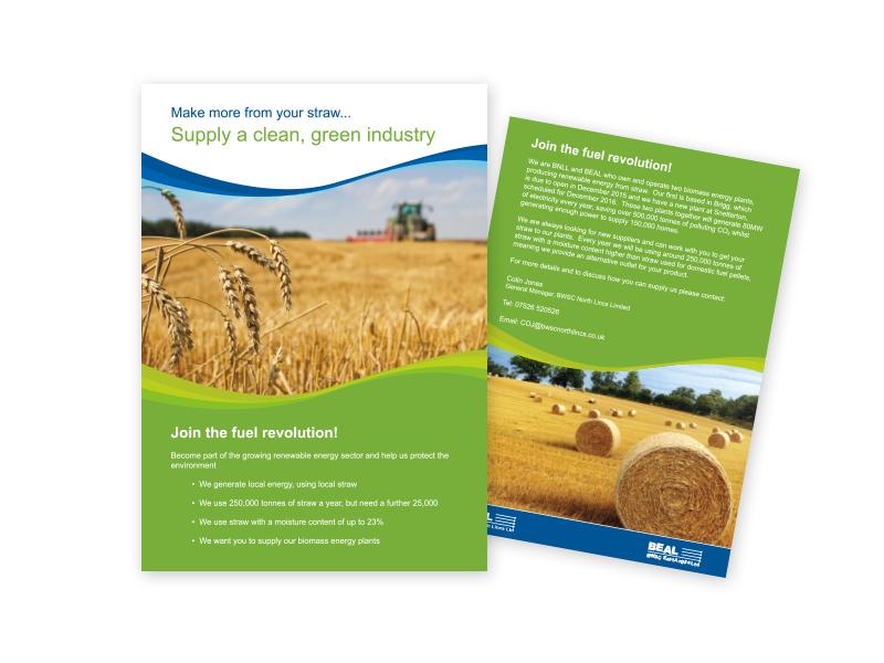 Sillson – BEAL promotional Leaflet