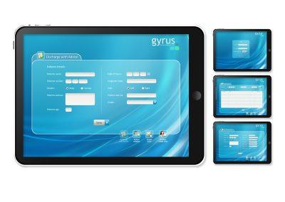 Gyrus App Graphics