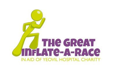 Yeovil Hospital Charity - Inflate-a-Race